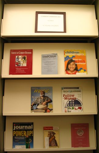 Periodicals in Legacy Library