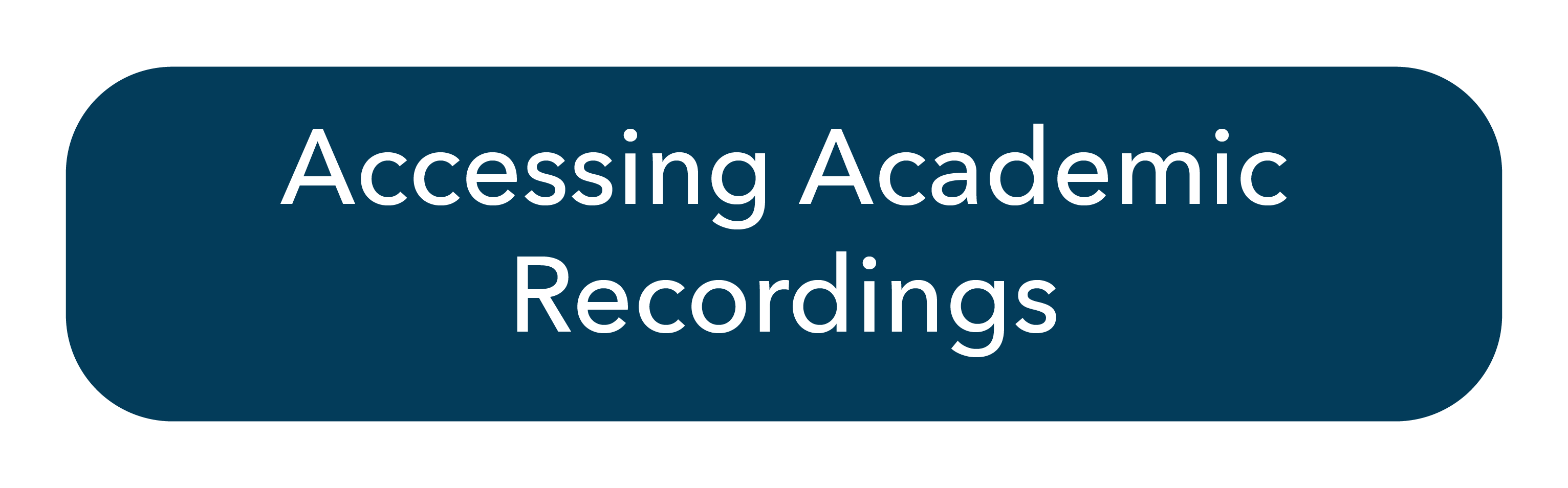 Accessing Academic Recordings