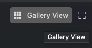 Zoom Gallery View Button