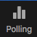 Zoom Polling Button