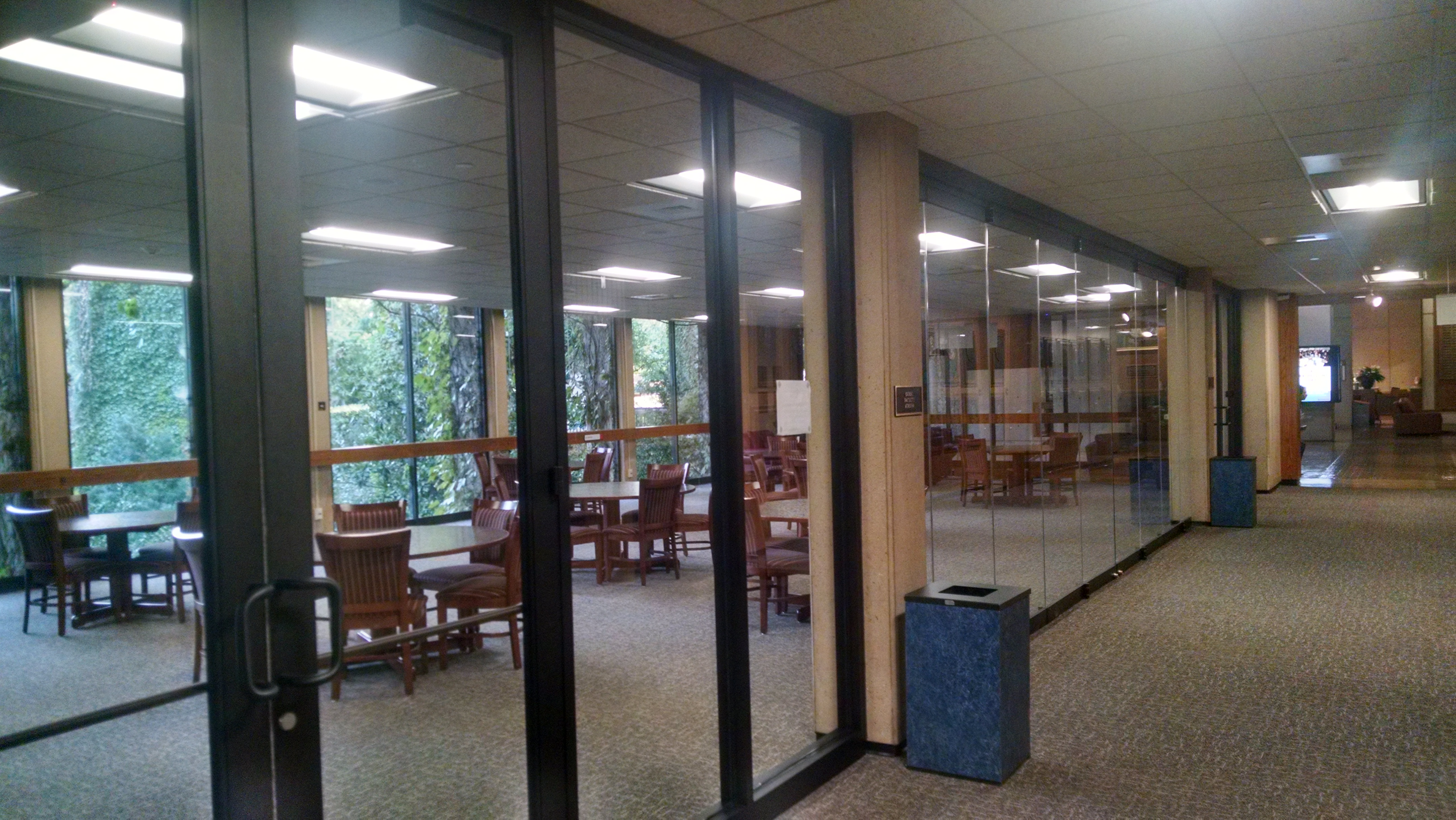 Library Atrium
