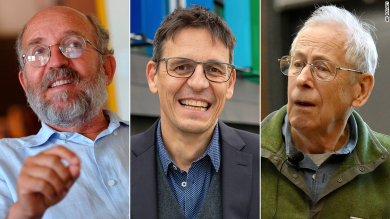 2019 nobel prize winners in physics