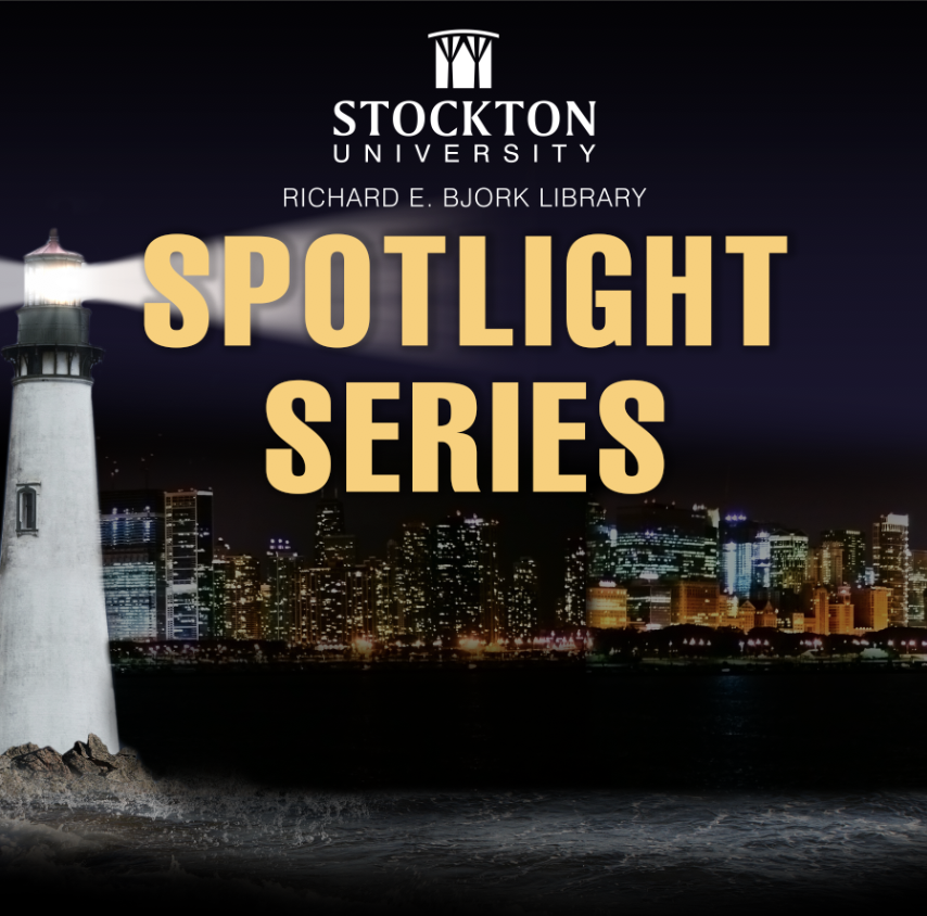 Library Spotlight Series logo