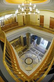 Bancroft Library interior