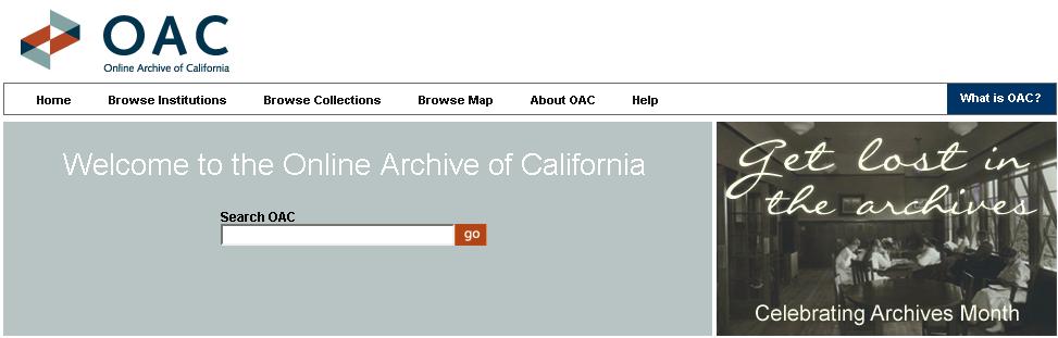 oac home page