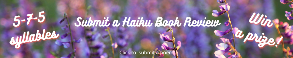 Haiku Book Review Promo and link to submit