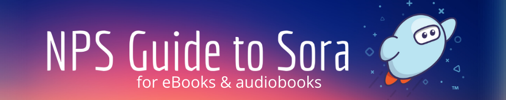Click for info to access ebooks and audio books