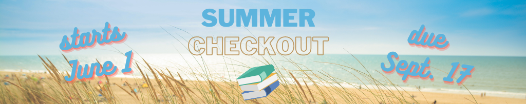 Summer checkout promo; begins June 1; link to curbside checkout presentation