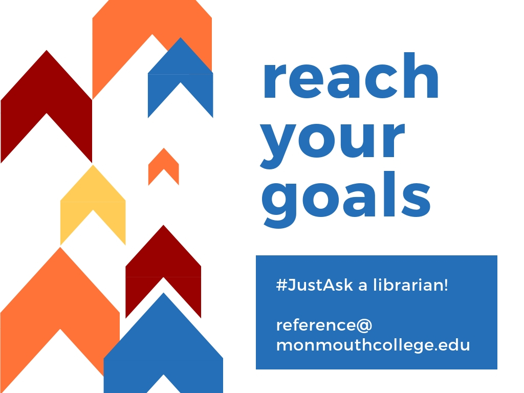 goal just ask a reference librarian