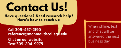contact hewes library: text 3092049275