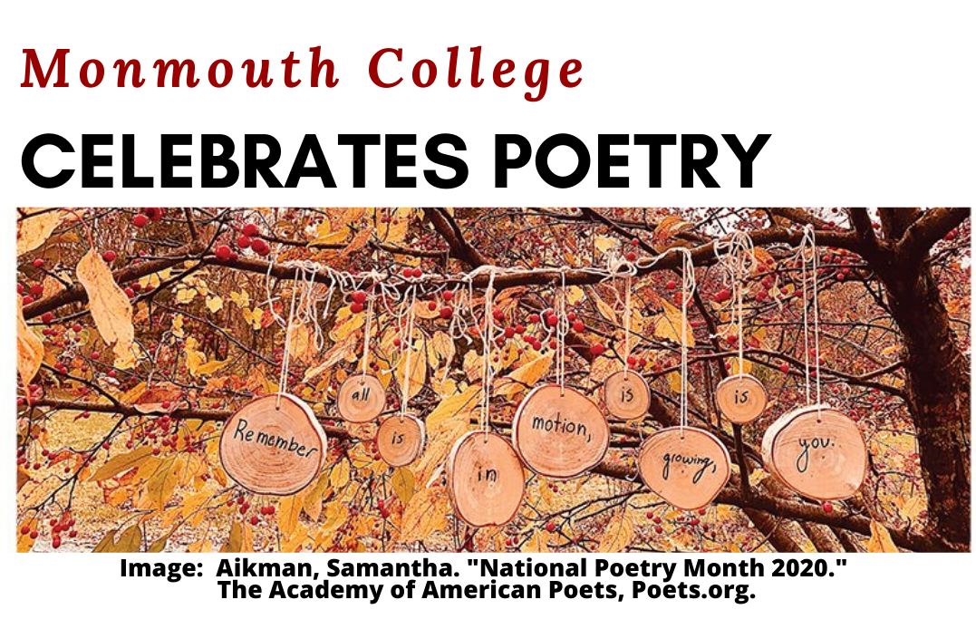 Monmouth College celebrates poetry