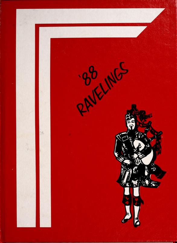 Ravelings Yearbook 1988