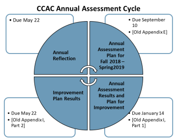 annual assessment cycle
