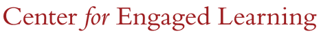 center for engaged learning logo