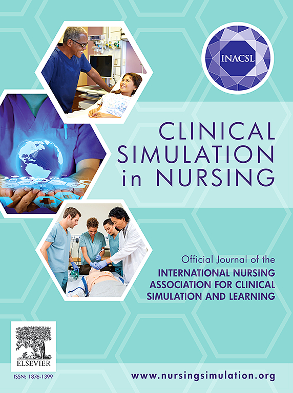 Clinical Simulation in Nursing
