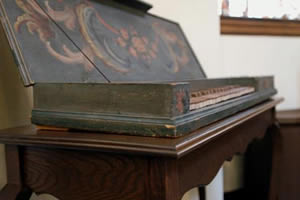 Image of Clavichord (Germany, 1710)