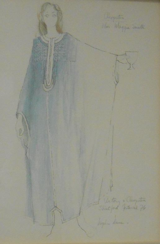 Daphne Dare, Cleopatra
