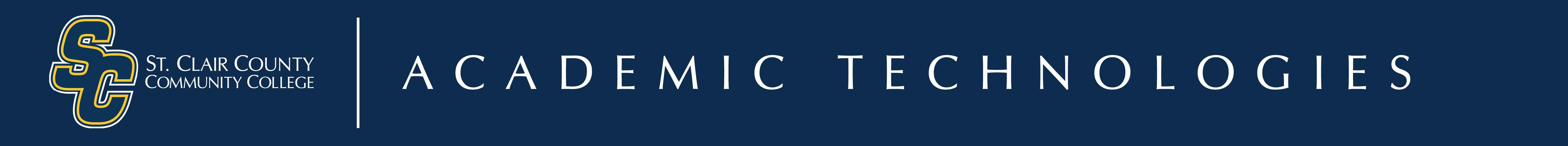 SC4 Academic Technologies Logo