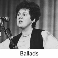 Ballad performances available in the Berea Sound Archives