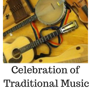 Click for Celebration of Traditional Music Research Guides and Finding Aids