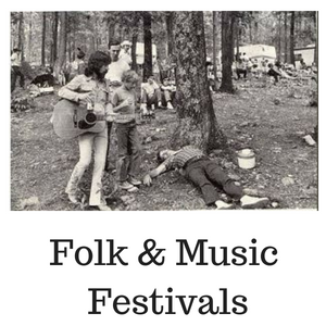 Click for Folk and Music Festivals Research Guides and Finding Aids