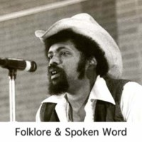 Folklore and Spoken Word performances in the Berea Sound Archives