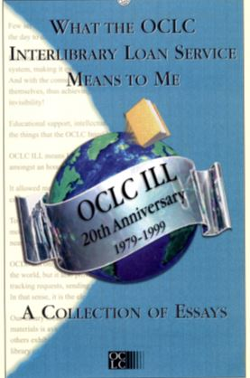 What the OCLC Interlibrary Loan Servie Means to Me (book cover)