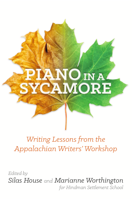 Book Cover - Piano in a sycamore