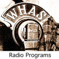 Click for Radio Programs in the Berea Sound Archive