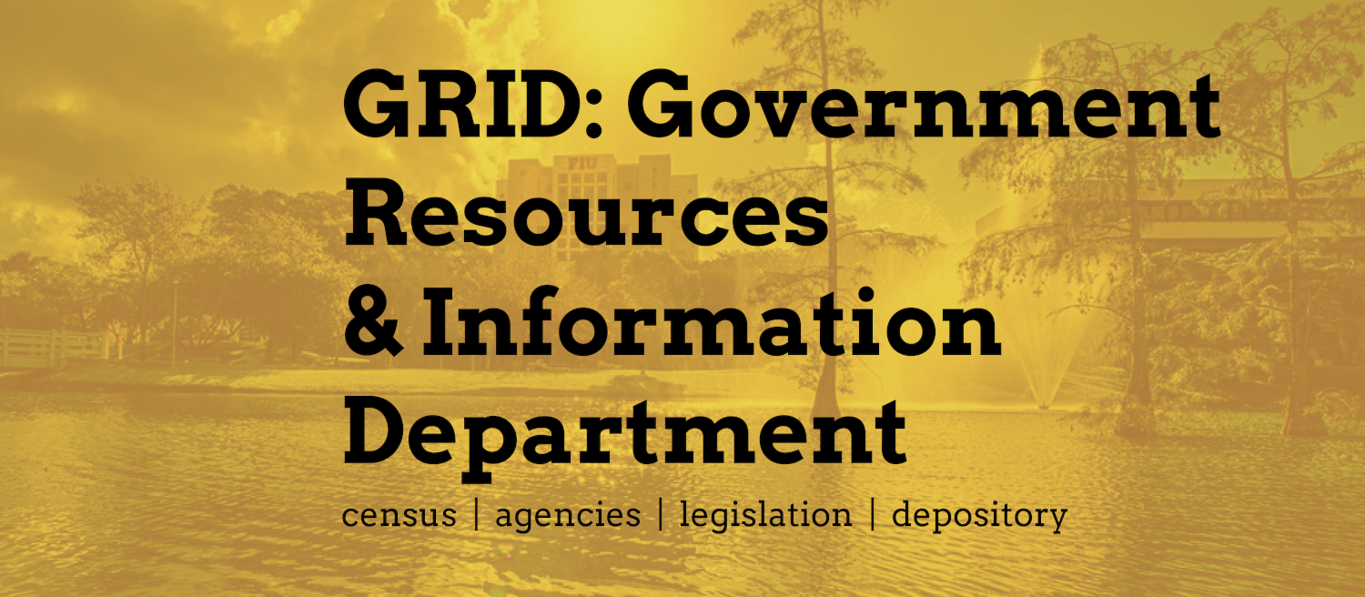 Government Resources and Information Department
