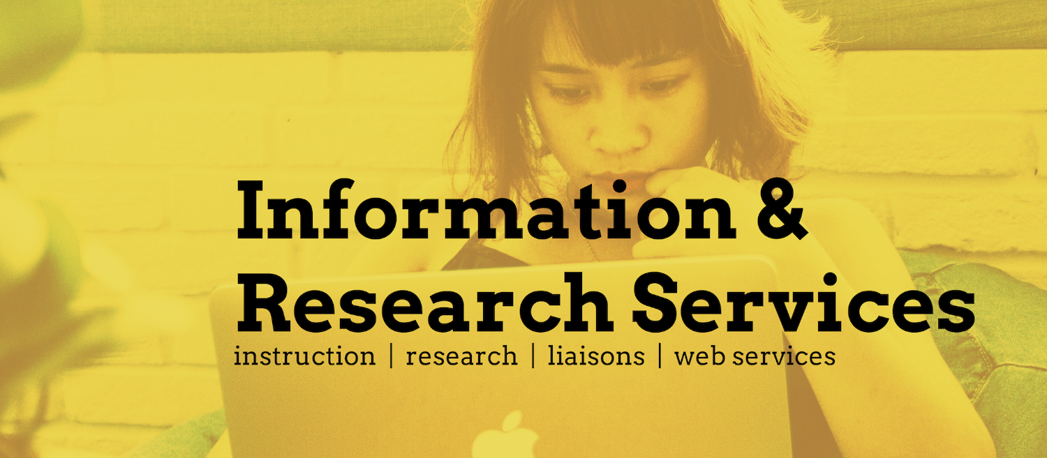 Information and Research Services