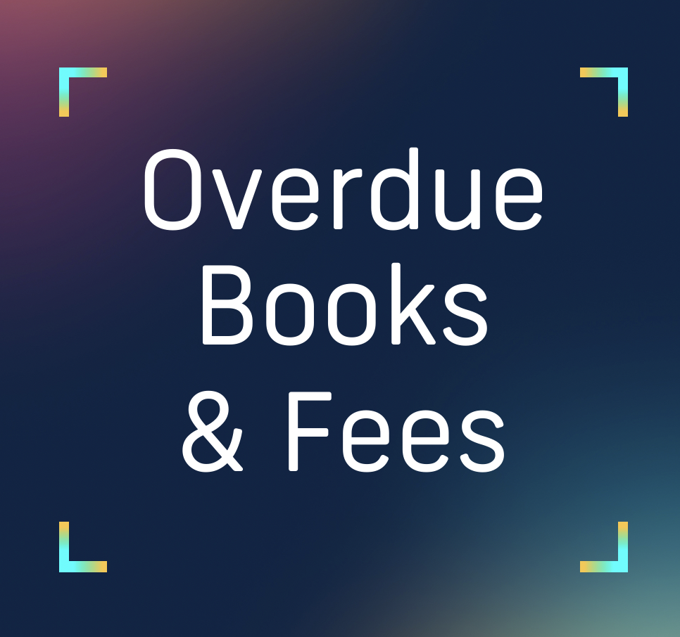 overdue books and fees
