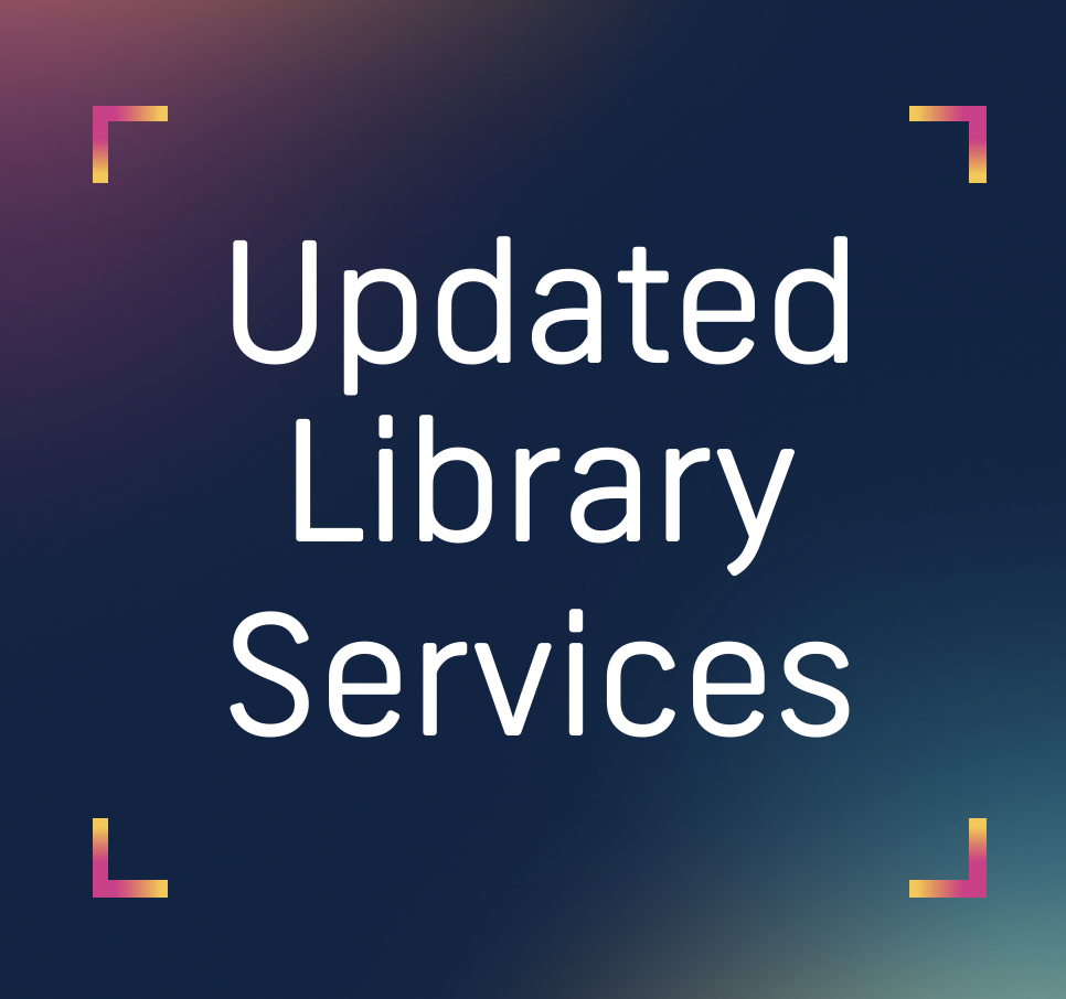 updated library services