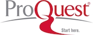 ProQuest database logo