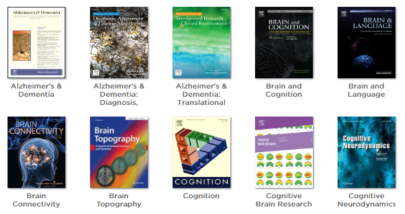 cognitive neuroscience journals