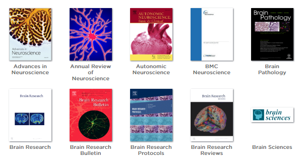 general neuroscience journals screenshot