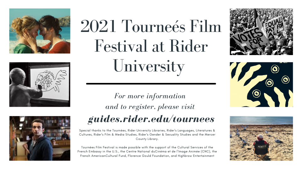 2021 Tournees Film Festival