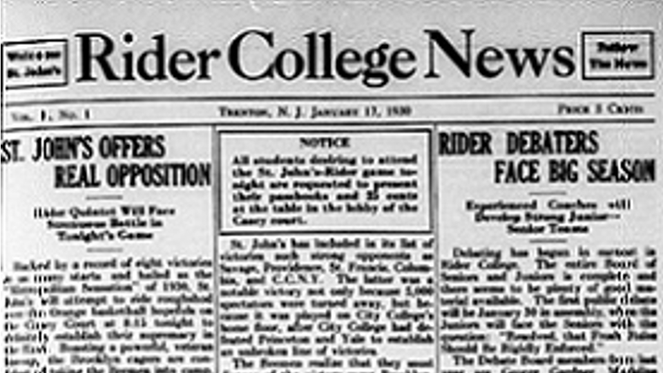 Rider News Collection