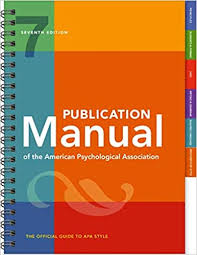 Cover APA Manual