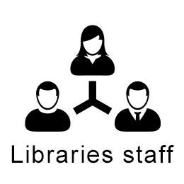 Libraries staff