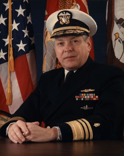 James A. Zimble portrait