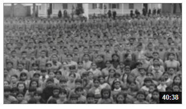 "Still from video ""Indian School: Stories of Survival"""