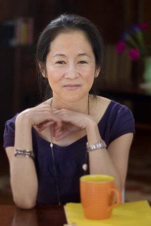 Photo of author Julie Otsuka