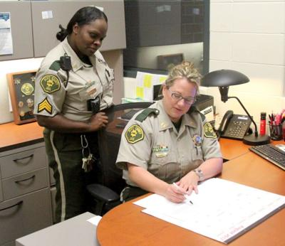Female Corrections Officers