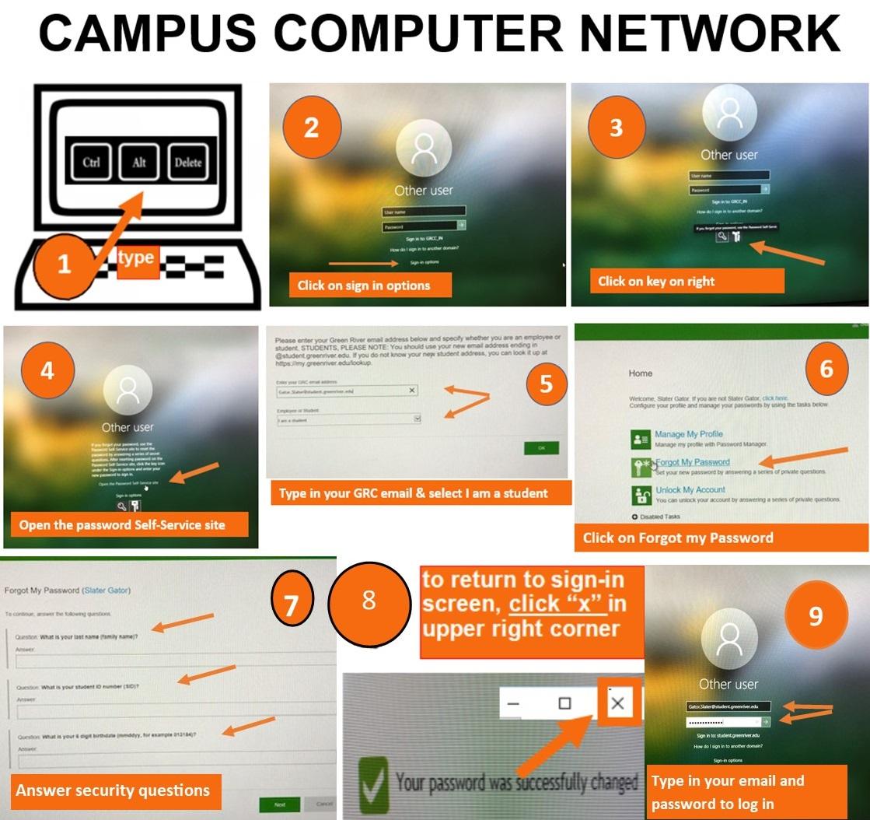 Campus Network Login