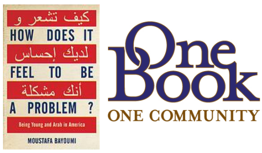 one book cover and logo