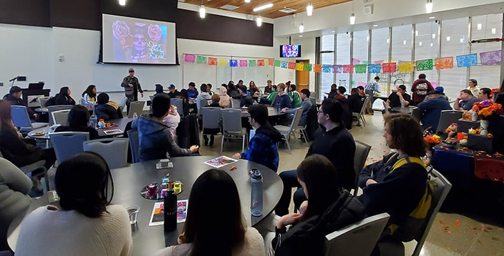 Image of ODEI sponsored event at Green River College