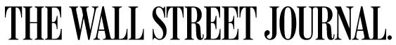 The Wall Street Journal newspaper header