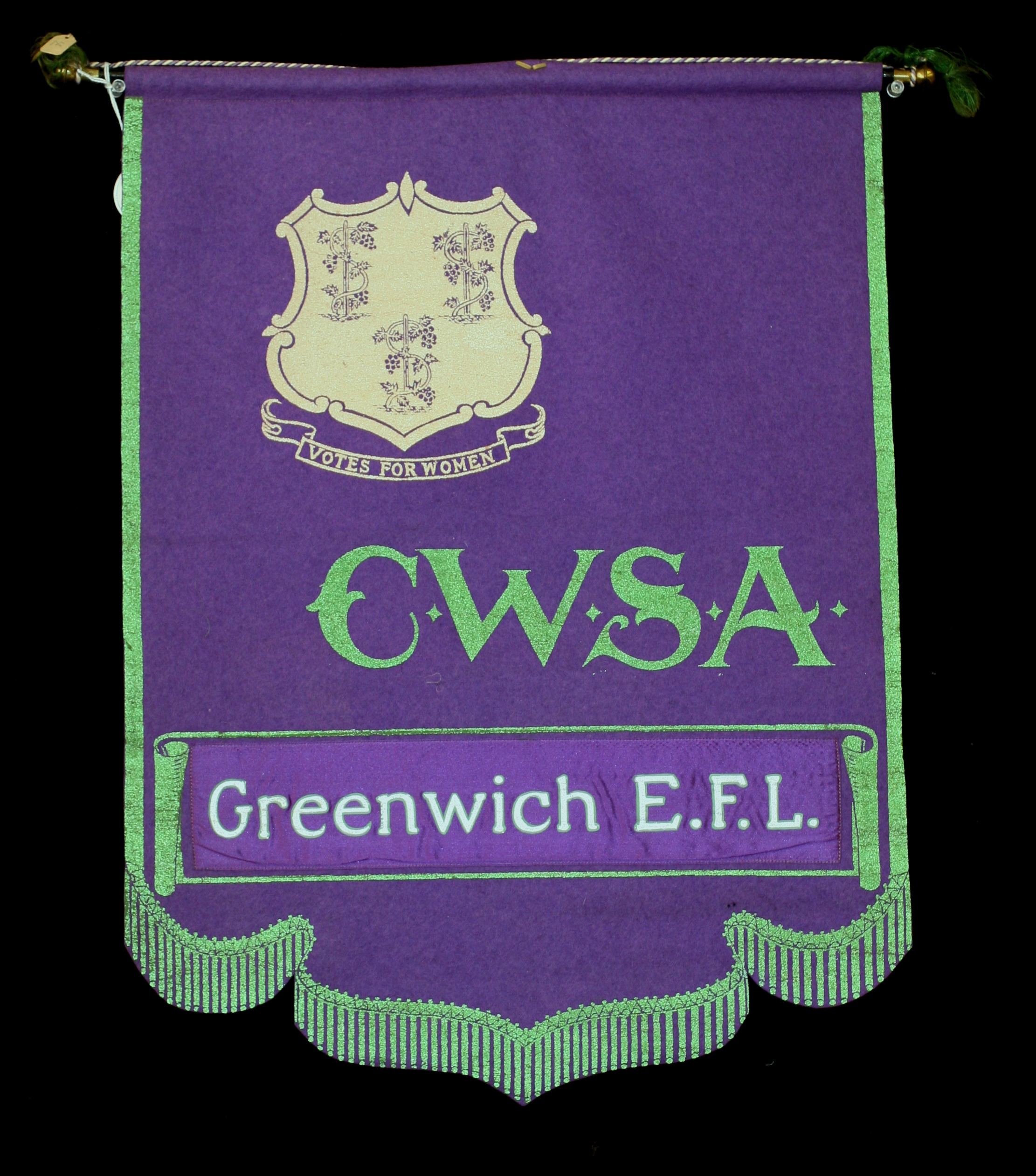 Banner for C.W.S.A. Greenwich