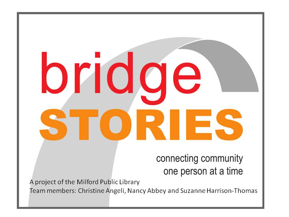Bridge Stories presentation slide